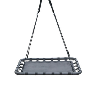 Detachable mesh swing